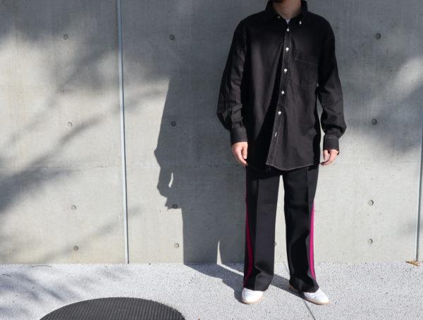 【BLACK】黒は形で差をつける