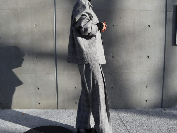 【SET UP EPISODE 06】一着ずつ魅力を紹介させて下さい。~intelligent check 編~