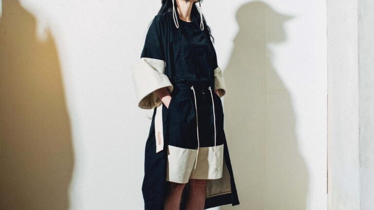 【AURICULER】羽織りというアイテム