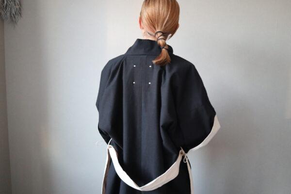 【AURICULER】羽織りのすばらしさを熱弁