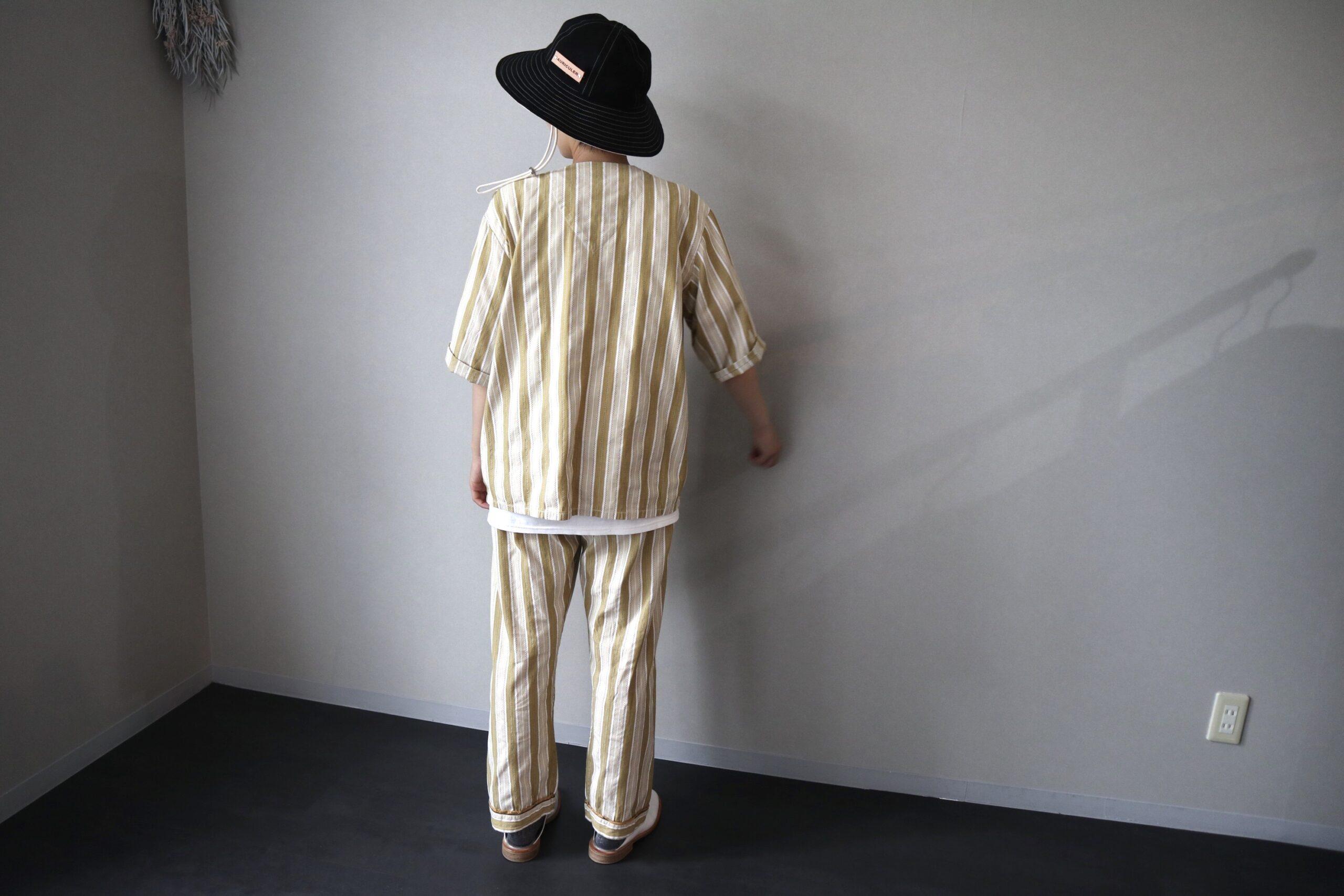 【SET UP】夏のパジャマセットアップが到着しました。